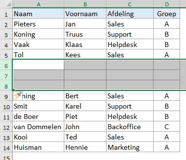 20 Excel tips die iedereen een Excel-expert kunnen maken 6-3