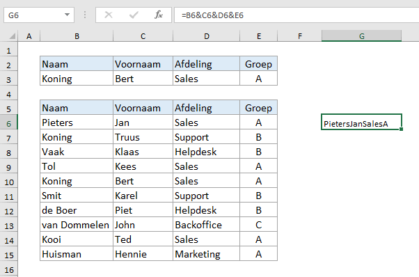 20 Excel tips die iedereen een Excel-expert kunnen maken tip 15