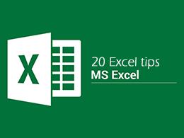 20 Excel tips die iedereen een Excel expert kunnen maken